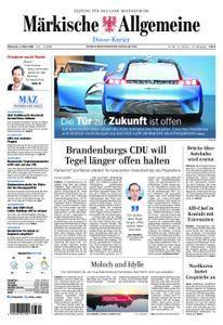 Märkische Allgemeine Dosse Kurier - 07. März 2018