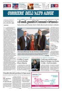 Corriere dell'Alto Adige - 8 Novembre 2017
