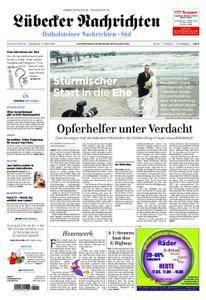 Lübecker Nachrichten Ostholstein Süd - 17. März 2018