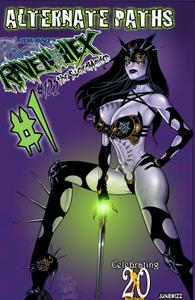 Tarot-Witch of the Black Rose 122 2020 Digital DR & Quinch