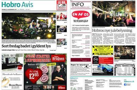 Hobro Avis – 28. november 2017