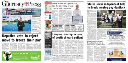 The Guernsey Press – 26 September 2019