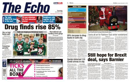 Evening Echo – December 15, 2020