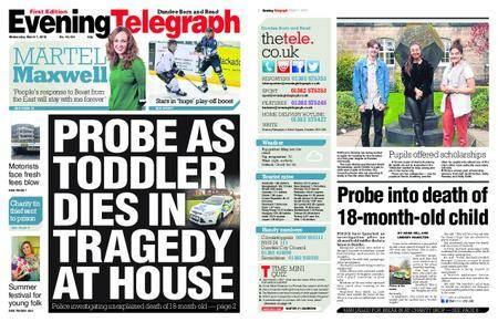 Evening Telegraph First Edition – March 07, 2018