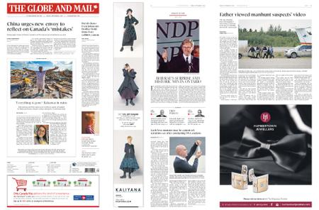 The Globe and Mail – September 06, 2019