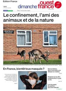 Ouest-France Édition France – 05 avril 2020