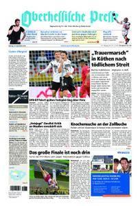 Oberhessische Presse Marburg/Ostkreis - 10. September 2018