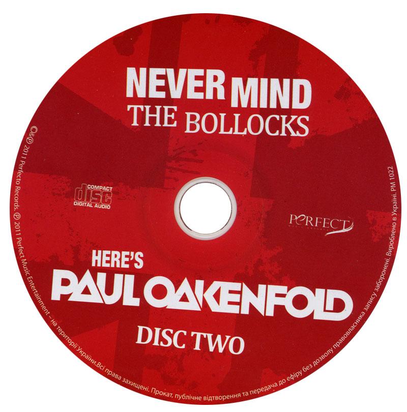 Paul Oakenfold: Never Mind the Bollocks... Here's Paul Oakenfold (2011) Re-up