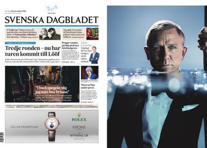 Svenska Dagbladet – 16 november 2018