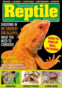 Practical Reptile Keeping - Issue 124 - April 2020