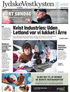 JydskeVestkysten Varde – 16. december 2019