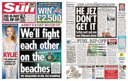 The Sun UK – 30 March 2018