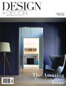 Design + Decor CT/NJ/NY - Issue 4 2019