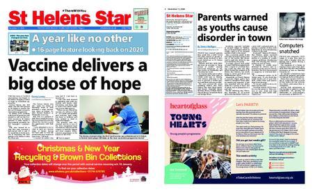 St. Helens Star – December 17, 2020