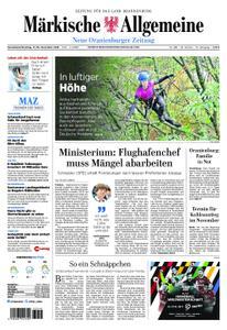 Neue Oranienburger Zeitung - 17. November 2018