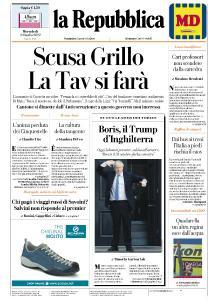la Repubblica - 24 Luglio 2019