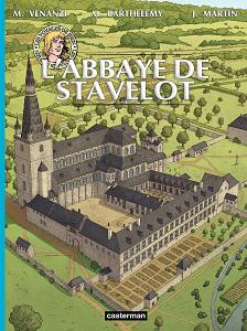 Les Voyages de Jhen - Tome 15 - L'abbaye de Stavelot