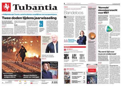 Tubantia - Enschede – 02 januari 2019