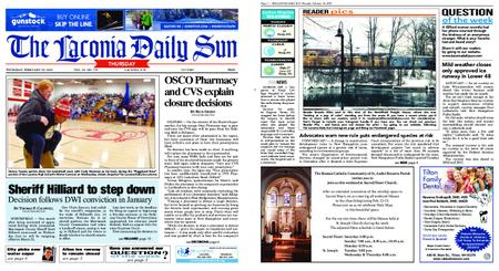 The Laconia Daily Sun – February 20, 2020
