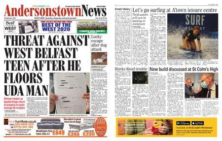 Andersonstown News – September 12, 2020