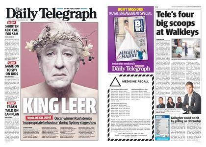 The Daily Telegraph (Sydney) – November 30, 2017