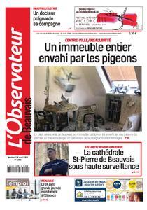 L'Observateur de Beauvais - 19 avril 2019