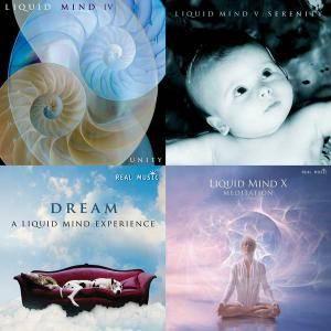 Liquid Mind - 4 Albums (2000-2012)