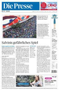 Die Presse - 19 August 2019