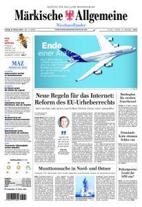 Märkische Allgemeine Westhavelländer - 15. Februar 2019