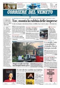 Corriere del Veneto Vicenza e Bassano – 09 marzo 2019