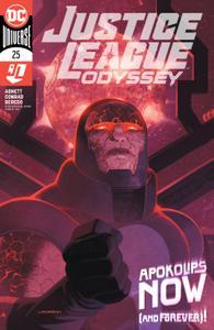Justice League Odyssey 025 2020