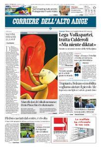 Corriere dell'Alto Adige – 27 ottobre 2018