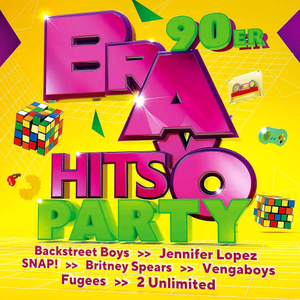 VA - Bravo Hits Party 90er (2019)