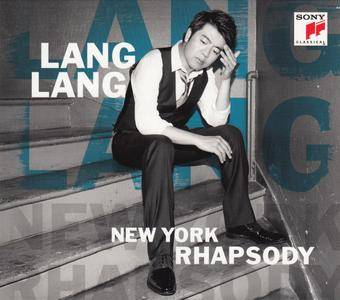 Lang Lang - New York Rhapsody (2016) {Sony Classical 88985332922}
