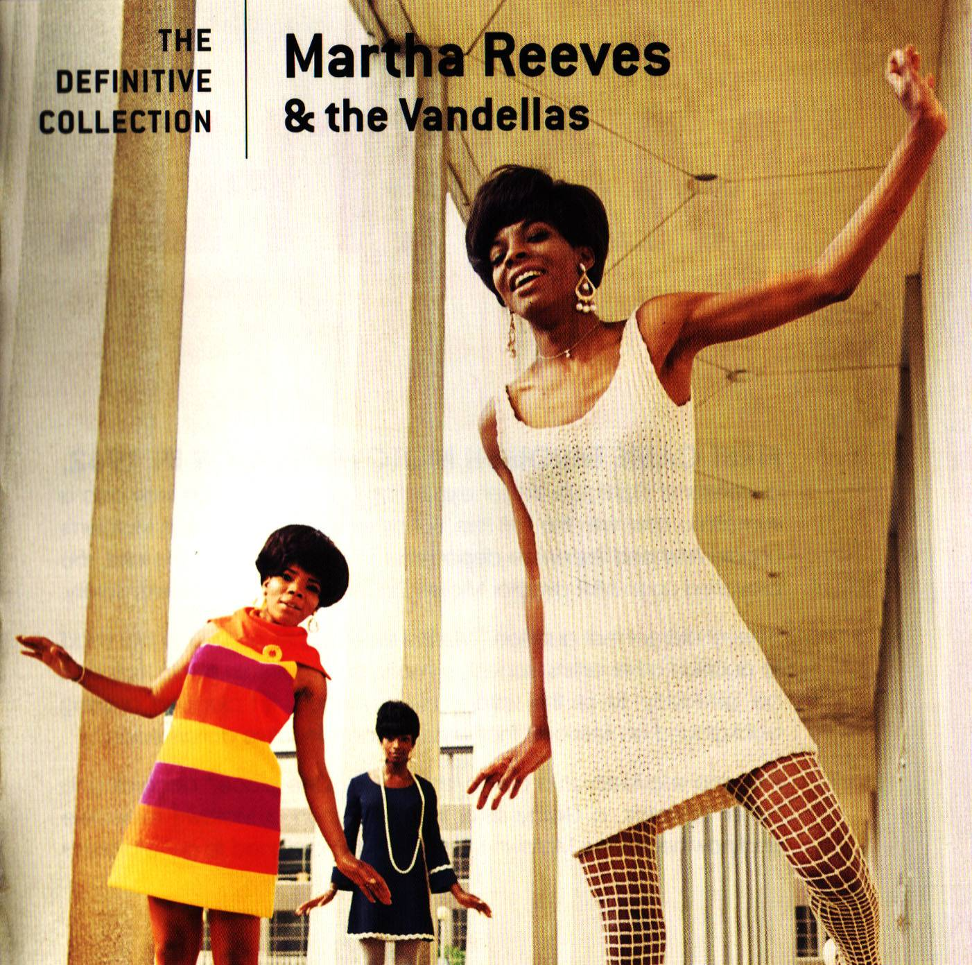 Martha Reeves & The Vandellas - The Definitive Collection (2008) [Repost]