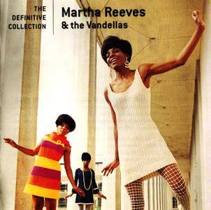 Martha Reeves & The Vandellas - The Definitive Collection (2008) [Re-Up]