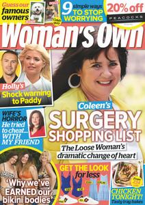 Woman's Own - 26 August 2019