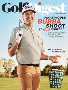 Golf Digest USA - August 2021