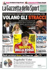 La Gazzetta dello Sport Roma – 01 aprile 2019
