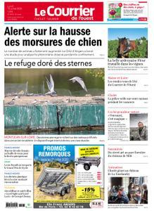 Le Courrier de l'Ouest Saumur – 13 juillet 2020