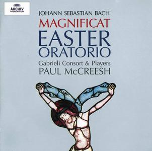 Paul McCreesh, Gabrieli Consort and Players - Bach: Easter Oratorio, Magnificat (2001)