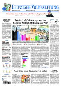 Leipziger Volkszeitung Delitzsch-Eilenburg - 21. August 2019