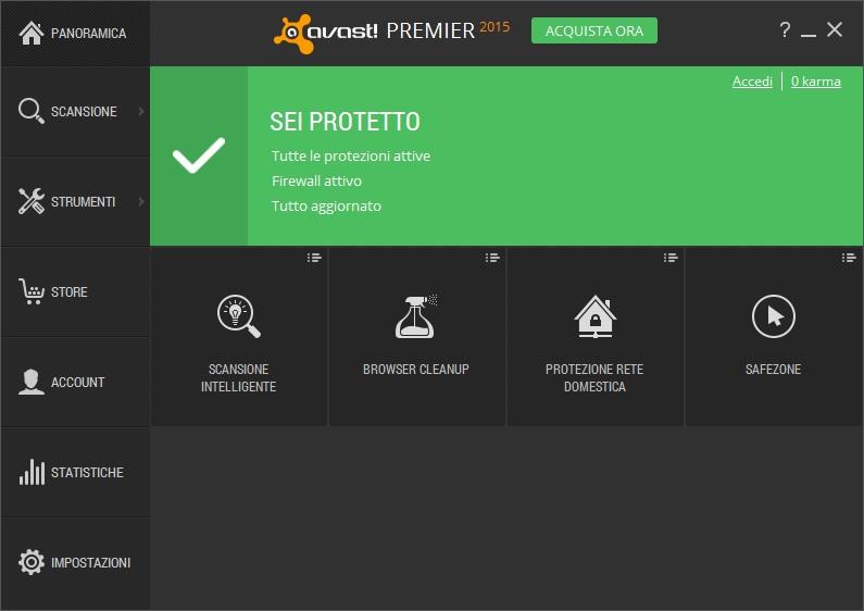 avast! Pro Antivirus / Internet Security / Premier 2016 v11.2.2729.0