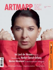 Artmapp Magazin - Sommer 2021