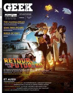 Geek France - février/mars 2020