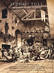 Jethro Tull - Minstrel In The Gallery (1975) {2CD+2DVD] {2015 Chrysalis 40th Anniversary La Grande Edition}
