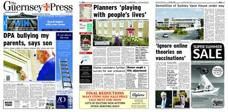 The Guernsey Press – 21 August 2019