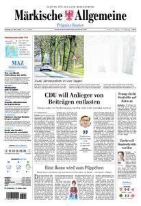 Märkische Allgemeine Prignitz Kurier - 12. März 2018