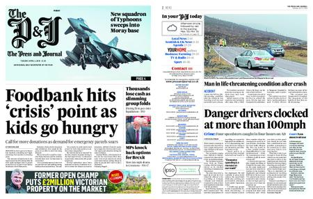 The Press and Journal Moray – April 02, 2019