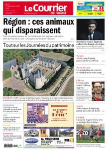 Le Courrier de l'Ouest Nord Anjou – 15 septembre 2020